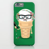 Ice Cream Coneover (Holiday Edition) iPhone 6 Slim Case