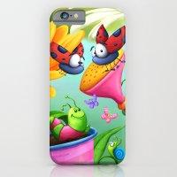 iPhone & iPod Case featuring Optimistic Zoom by Tooshtoosh