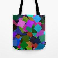 Squares From Arlo Take #… Tote Bag