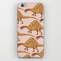 Wafflesaurus iPhone & iPod Skin