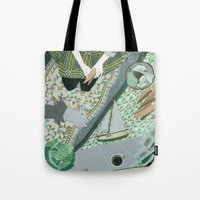 Carrot picnic Tote Bag