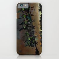 iPhone & iPod Case featuring Night Flying.  by Richard J. Bailey