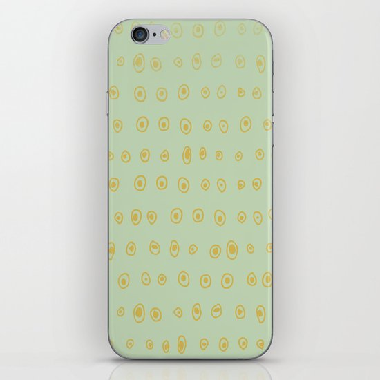 Salt iPhone & iPod Skin