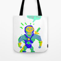 Masters Of The Universe … Tote Bag