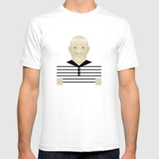 Pablo Picasso Mens Fitted Tee White SMALL
