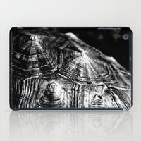 Black Shells iPad Case