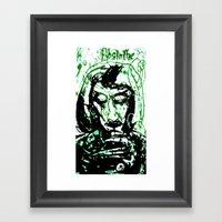 Absinthe  Framed Art Print
