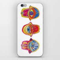 Hamsas iPhone & iPod Skin