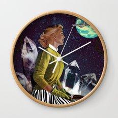 Gardening Wall Clock