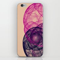 3 Bugs Nebula iPhone & iPod Skin
