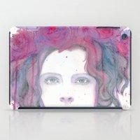Flower Girl Print iPad Case