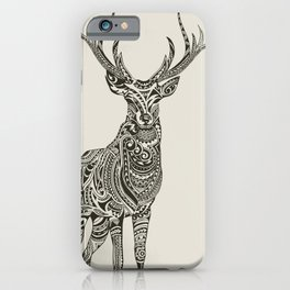 iPhone & iPod Case - Polynesian Deer - Huebucket