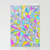 Abstract #001 Stationery Cards