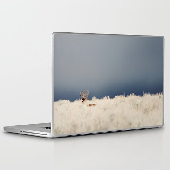AGAINST THE FOG Laptop & iPad Skin