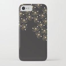 Dark Blossoms Slim Case iPhone 7