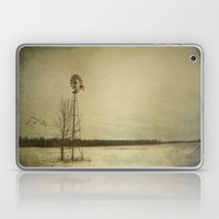 While The Wind Moans A D… Laptop & iPad Skin