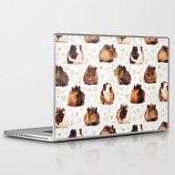 The Essential Guinea Pig Laptop & iPad Skin