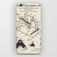 Playground Patent iPhone & iPod Skin