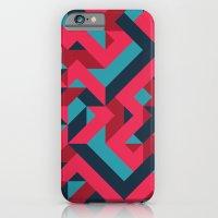 iPhone & iPod Case featuring Pathways by Matt Borchert