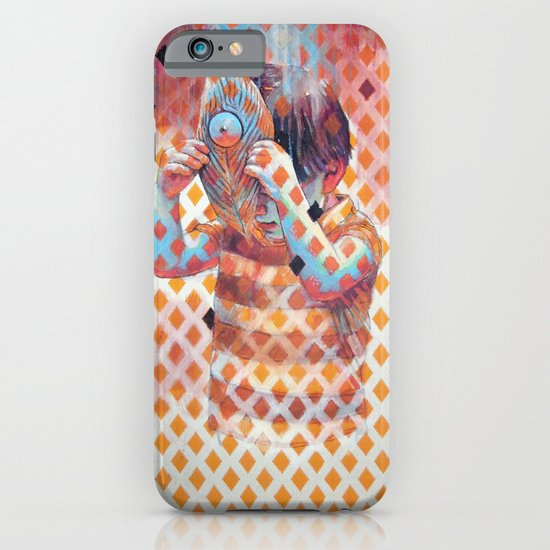 Third eye iPhone & iPod Case