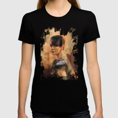 Furiosa Womens Fitted Tee Black SMALL