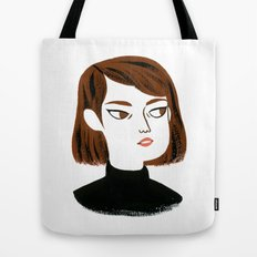 Epic side eye Tote Bag