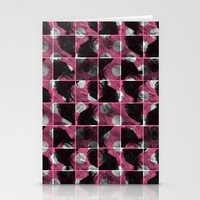 Scribble (pink) Stationery Cards