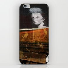 person place thing 2 iPhone & iPod Skin