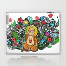 Bamboo Buddha Laptop & iPad Skin