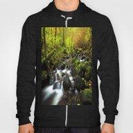 Autumn Waterfall Hoody