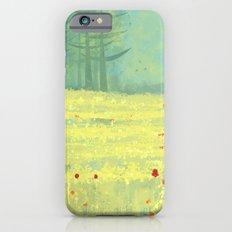 Meadow near Périgueux iPhone 6s Slim Case