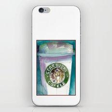 Starbucks iPhone & iPod Skin