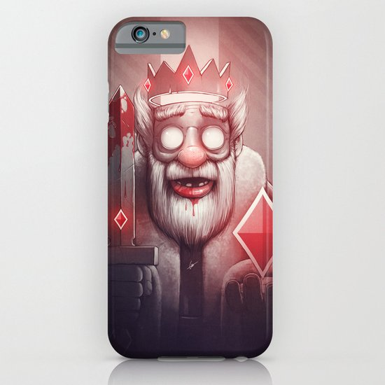 King of Doom iPhone & iPod Case