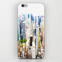 Concrete Jungle iPhone & iPod Skin