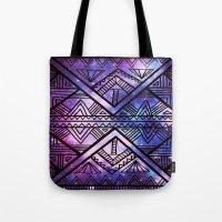 Ancient Galaxy Tote Bag