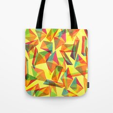 geometrical Tote Bag