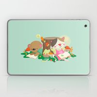 Relax Laptop & iPad Skin
