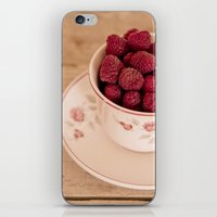 Delicious Red iPhone & iPod Skin
