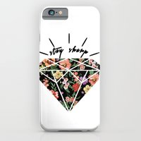 iPhone & iPod Case featuring Stay Sharp! by Fla'Fla'