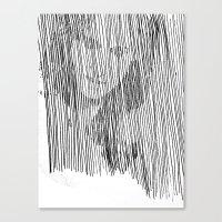 Muliebrity Canvas Print