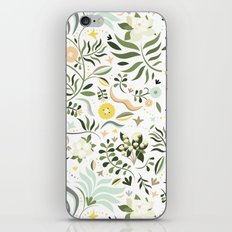 Spring at the Farmhouse iPhone & iPod Skin