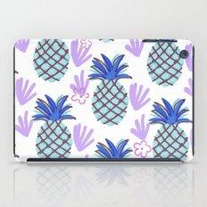 Blue Pineapple iPad Case
