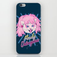 Mewly Outrageous iPhone & iPod Skin