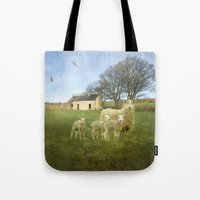 Spring Watch Tote Bag