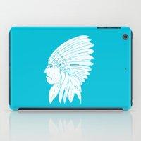Chief / White Edition iPad Case