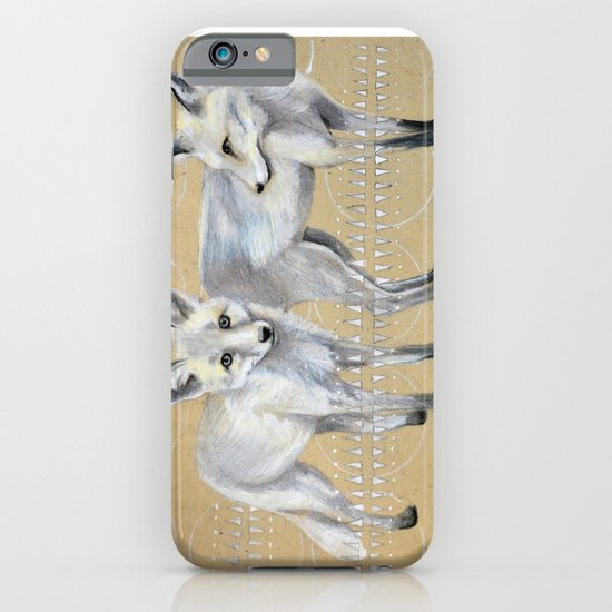 foxes iPhone & iPod Case