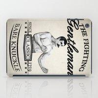The Fighting Gentlemen iPad Case