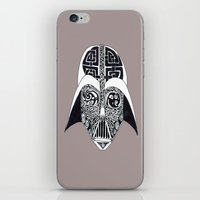 iPhone & iPod Skin featuring Celtic Vader by ronnie mcneil