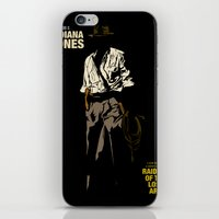 Indiana Jones: Raiders of the Lost Ark iPhone & iPod Skin