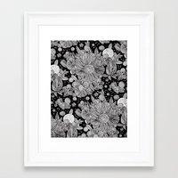 OTHER LIVING THINGS Framed Art Print